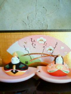 フラワーアレンジとひな祭り